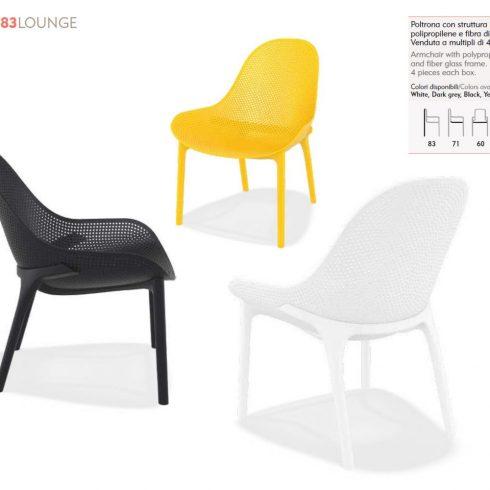 vrtni stol GS1083